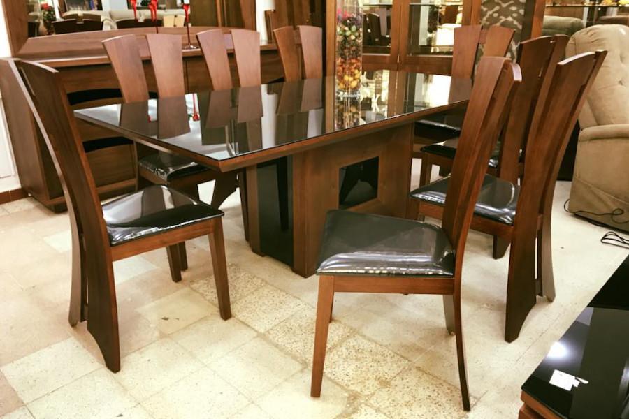 Table A Manger Moderne 8 Chaises Meublesplus